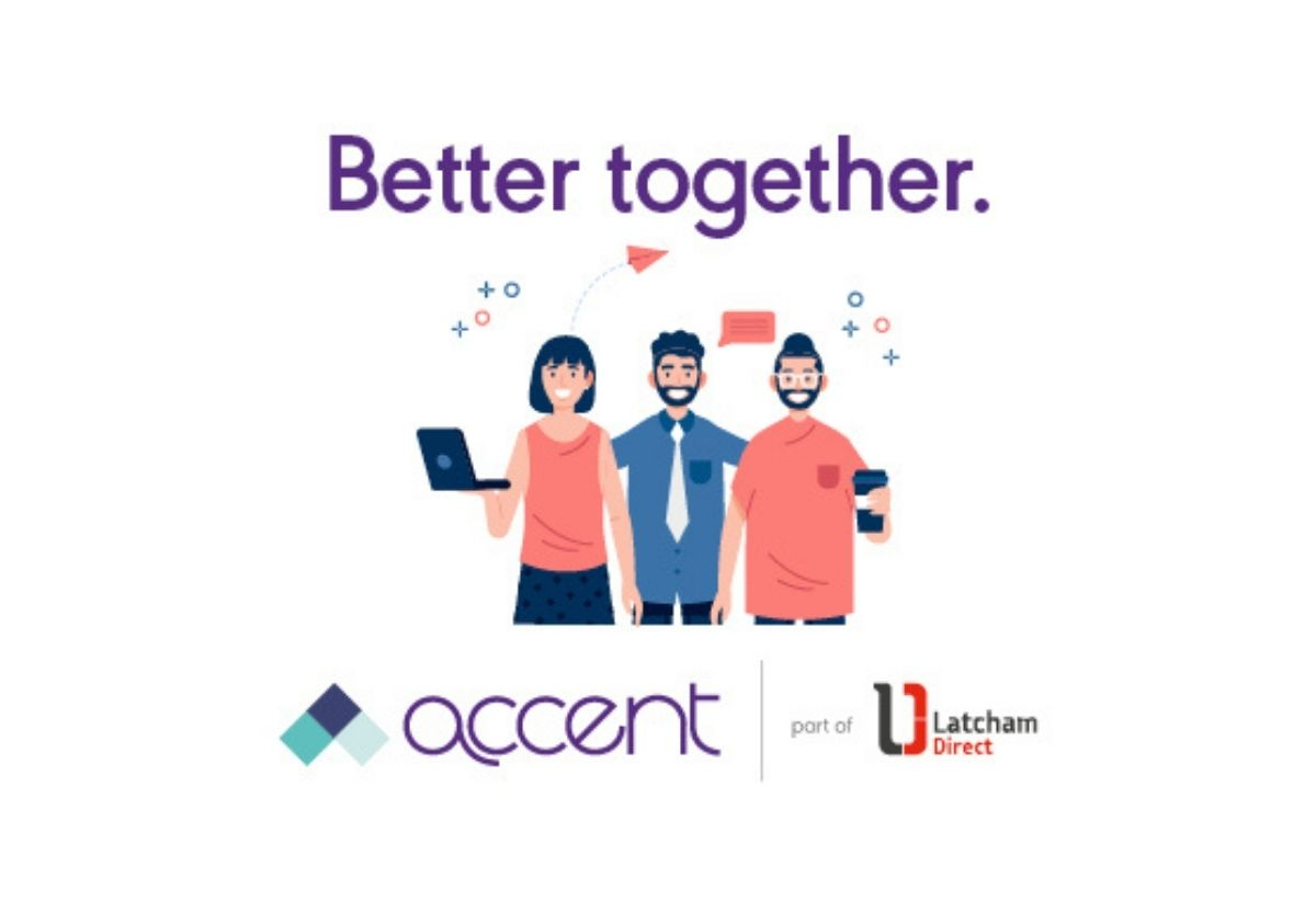 Stronger together – Latcham and Accent